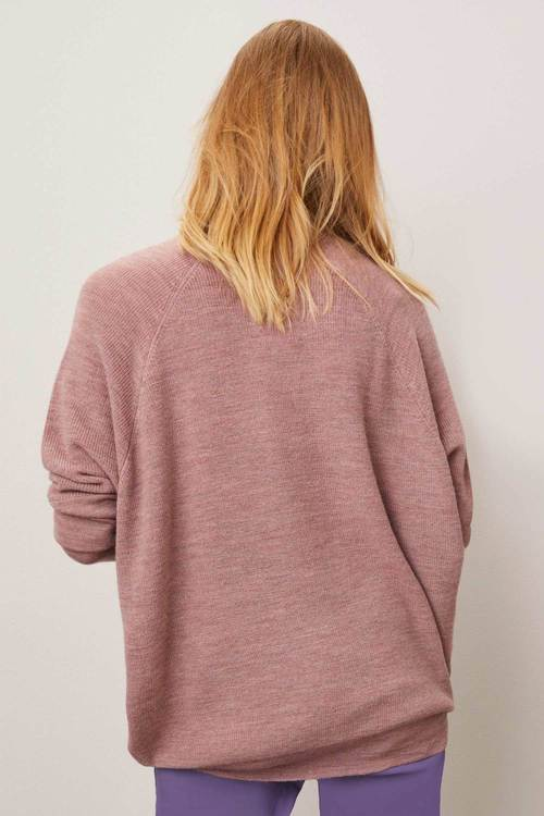 Capture Merino Dolman Sleeve Sweater