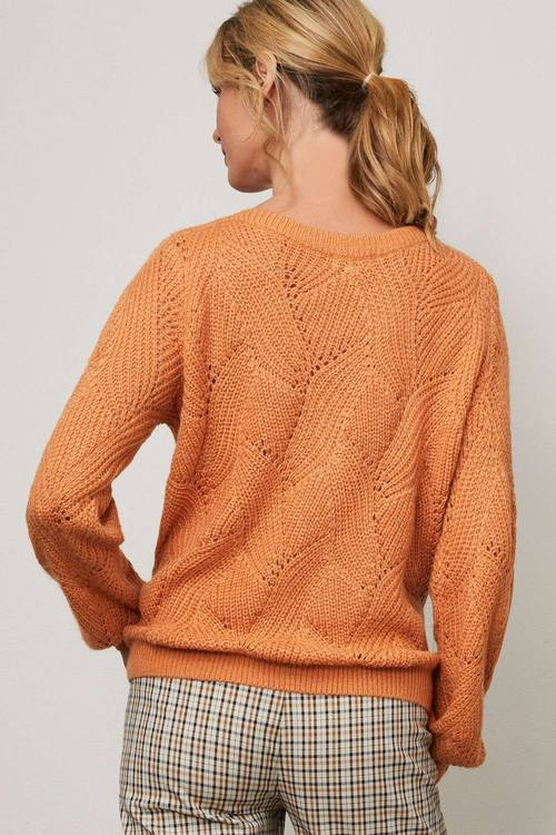 Capture Patterned Sweater