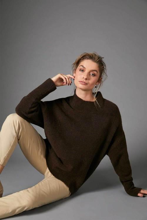 Capture Lofty Funnel Neck Sweater