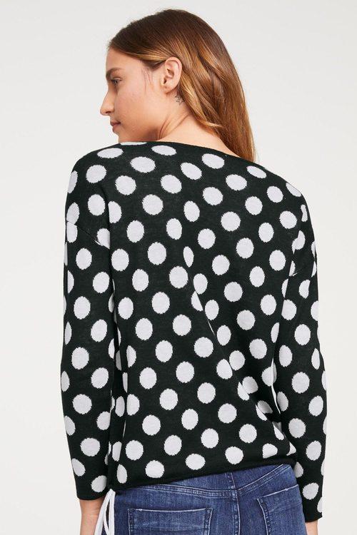 Capture Drawstring Hem Sweater