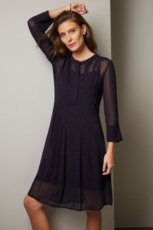 Grace Hill Chiffon Dress - 257005