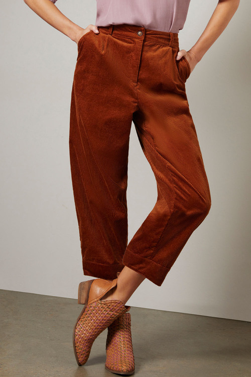 Grace Hill Cord Pants