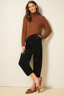 Grace Hill Cord Pants - 257021