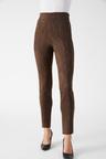 Capture Suedette Zip Detail Legging