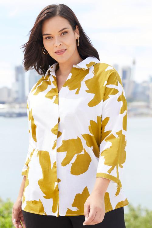 Sara Voile Shirt