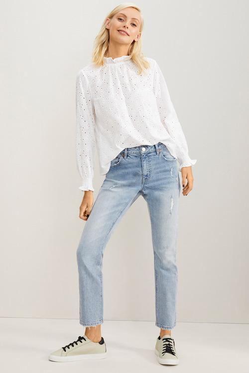 Emerge Distressed Vintage Slim Jean