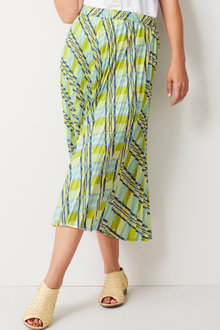 Emerge Pleated Skirt - 257097