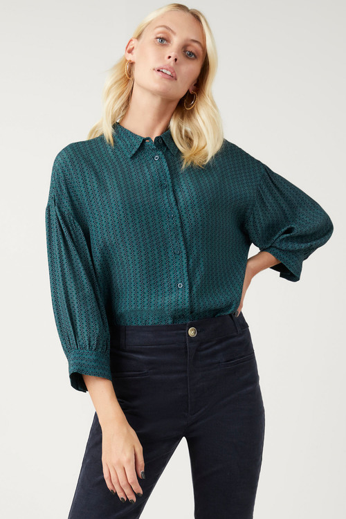 Emerge Drop Shoulder Shirt