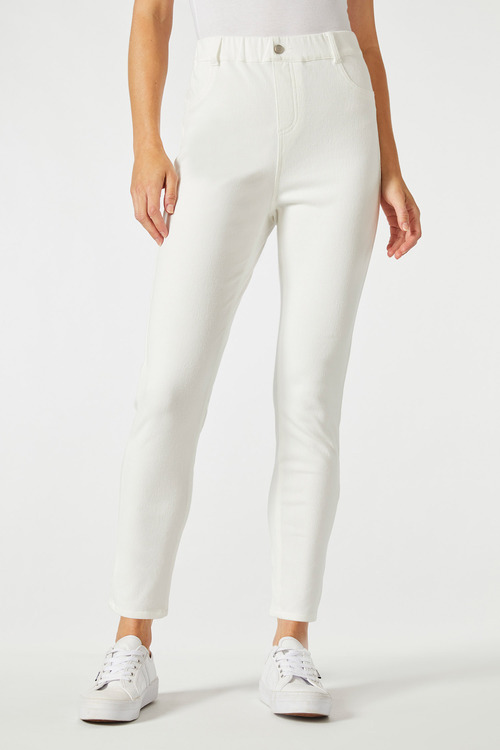 Capture Stretch Jegging Pants