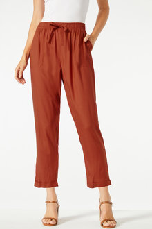 Capture Drapey Pull on Pant - 257148