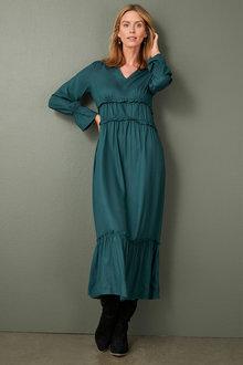 Capture Tiered Maxi Dress - 257154