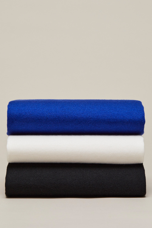 Emerge High Neck Long Sleeve Knit