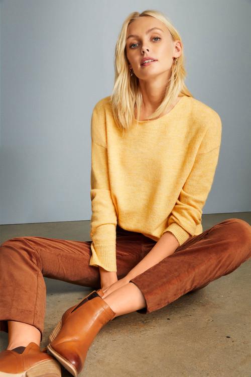Emerge Soft Drop Shoulder Sweater