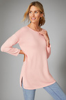 Capture 3/4 Sleeve Sweater