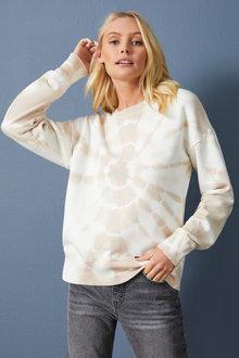 Emerge Tie Dye Sweatshirt - 257219