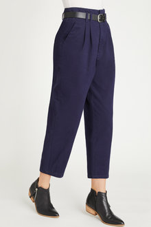 Emerge Pleat Detail Pant - 257249