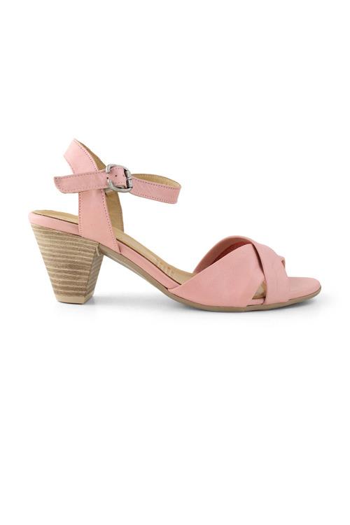 Bueno Jenna Low Heel Sandal