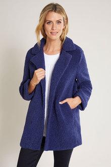 Urban Plush Jacket - 257264