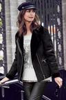 Urban Faux Suede Jacket