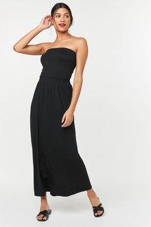 Next Bandeau Maxi Dress-Tall - 257290