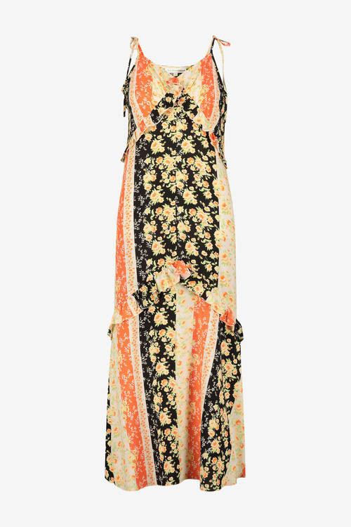 Next Mix Print Maxi Dress