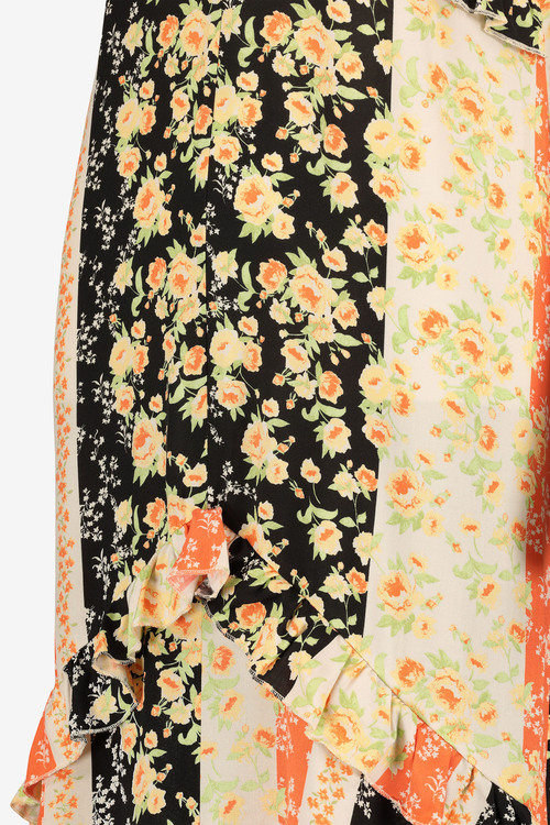 Next Mix Print Maxi Dress