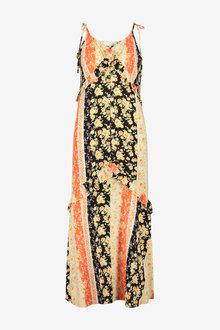 Next Mix Print Maxi Dress - 257325