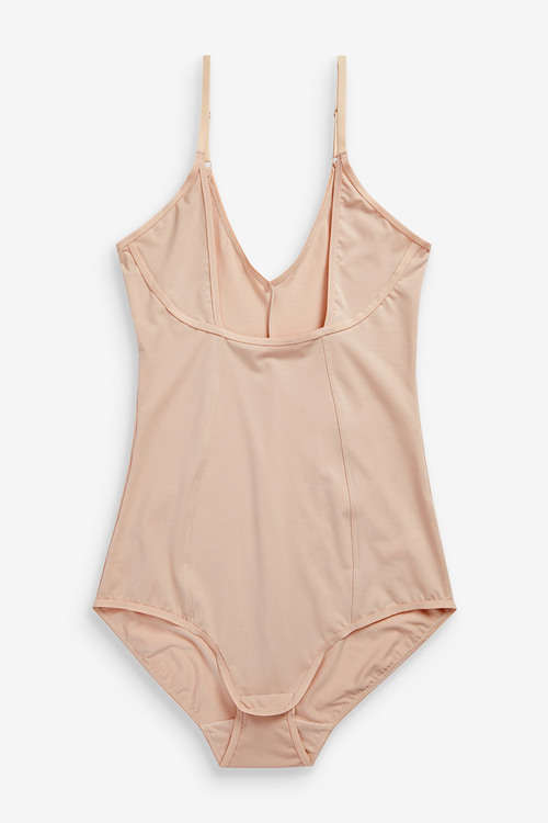 Next Light Control Wear Your Own Bra Cotton Shaping Body