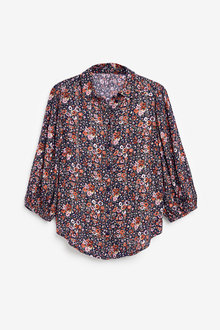 Next Volume Sleeve Shirt - 257407