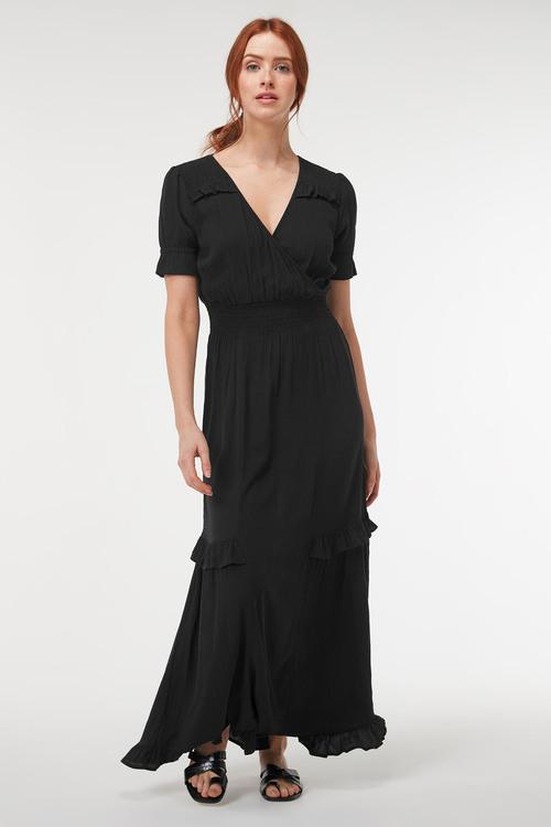 Next Shirred Maxi Dress