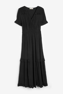 Next Shirred Maxi Dress - 257441