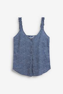 Next Linen Camisole - 257498