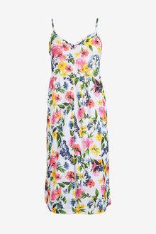 Next Strappy Dress-Tall - 257509