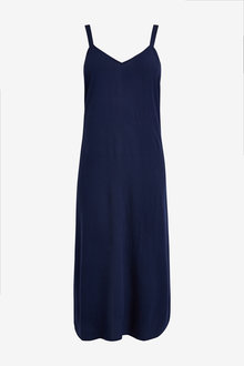 Next Midi Slip Dress - 257514