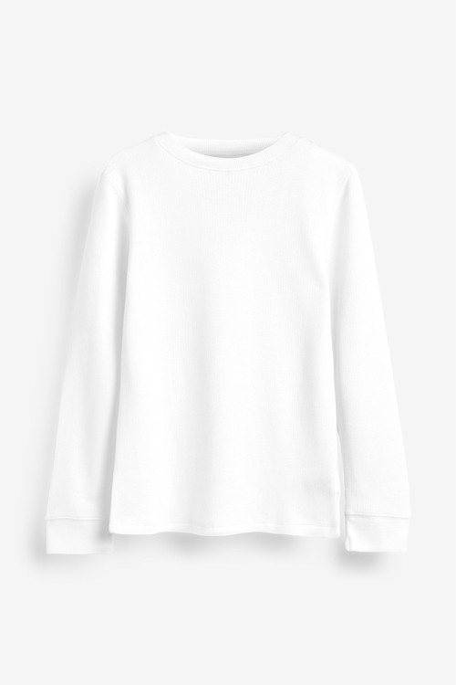Next 2 Pack Long Sleeved Thermal Tops (2-16yrs)