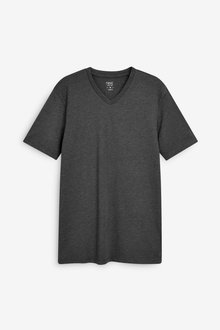 Next V-Neck T-Shirt-Slim Fit - 257548