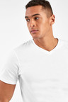Next V-Neck T-Shirt-Slim Fit