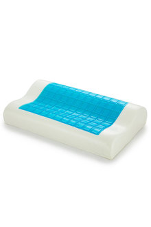 Royal Comfort Gel Memory Foam Contour Pillow - 257561