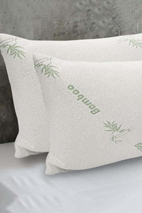 Royal Comfort Bamboo Covered Memory Foam Pillow