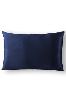 Royal Comfort Navy 100% Dual-Sided Pure Silk Pillowcase - 257574