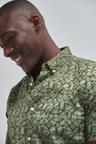 Next Short Sleeve Geo Shirt