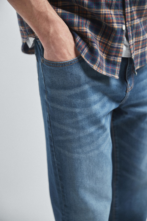 Next Soft Touch Jeans With TENCEL-Loose Fit