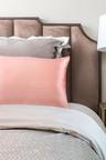 Royal Comfort Blush Silk Pillowcase Twin Pack