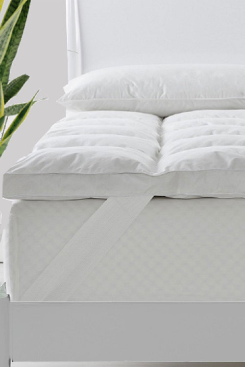 Royal Comfort 1800gsm Duck Feather and Down Mattress Topper