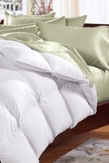 Royal Comfort Pure Soft 500gsm Goose Feather and Down Quilt - 257607