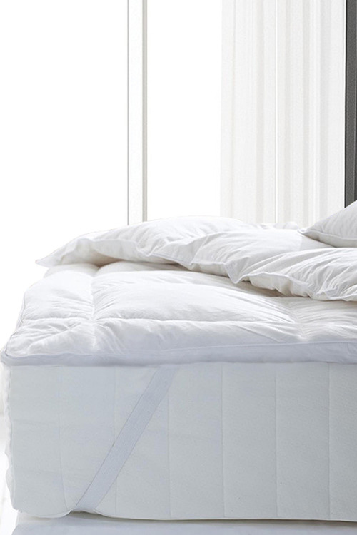 Royal Comfort 1000gsm Goose Feather and Down Topper