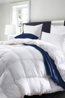 Royal Comfort Goose 50% feather 50% Down Quilt - 257639
