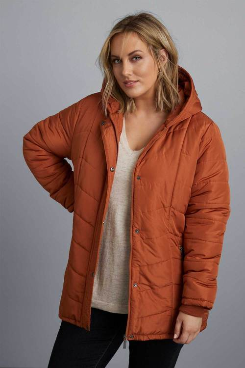 Sara Puffer Jacket