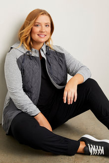 Sara Active Quilted Jacket - 257662