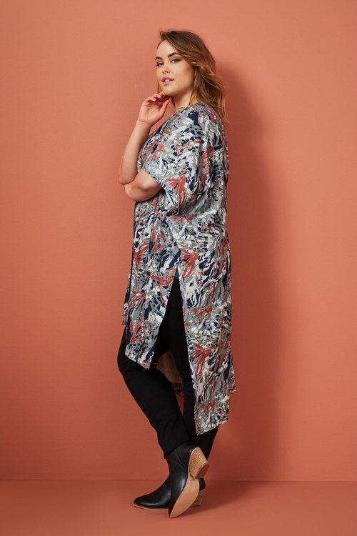 Sara Chiffon Kimono